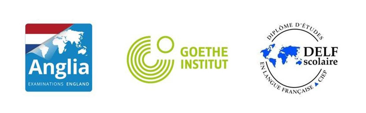 Logo's taalexamens